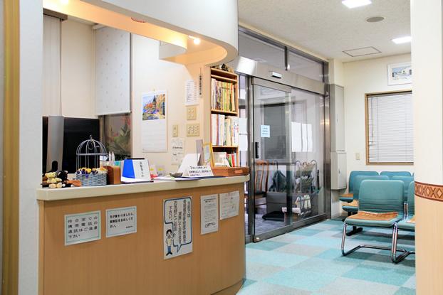 奧村医院・待合室